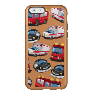 Police, Ambulance and Fire Service vehicles. Incipio Feather Shine iPhone 6 Case