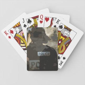 Police Art Cards Card Decks