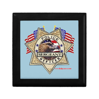 Police_Badge_Sergeant Gift Box