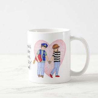 Police Be Mine Mug