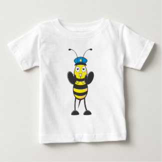 Police Bee Baby T-Shirt
