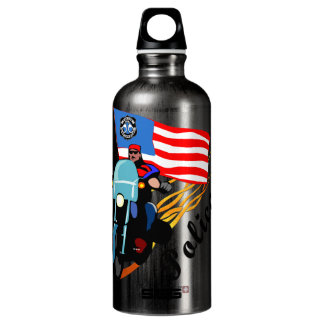Police Biker Cops SIGG Traveler 0.6L Water Bottle