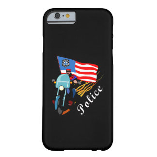 Police Bikers Barely There iPhone 6 Case