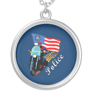 Police Bikers Custom Jewelry