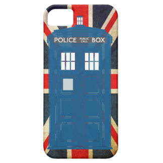Police Box Customizable iPhone Case iPhone 5 Cases