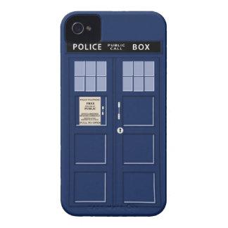 Police Box  iphone 4/4s case