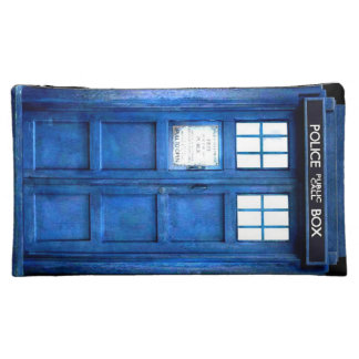 Police box travel bag