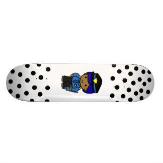 Police Boy Skateboard Deck