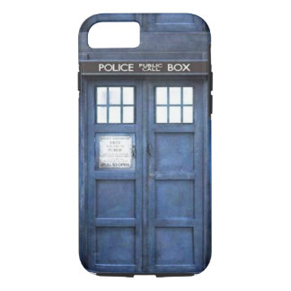 Police Call Box iPhone 7 case