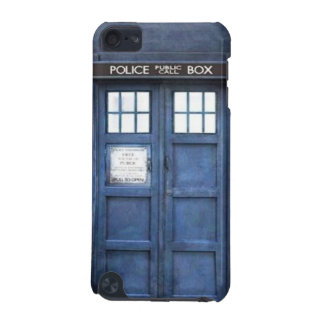 Police Call Box iPod Touch Case