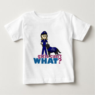 Police Canine Officer Baby T-Shirt