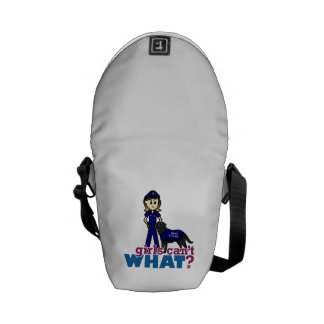 Police Canine Officer Courier Bags