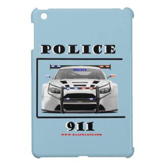 Police_Car_911 iPad Mini Cases