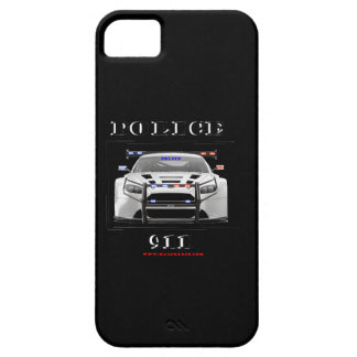 Police_Car_911 iPhone SE/5/5s Case