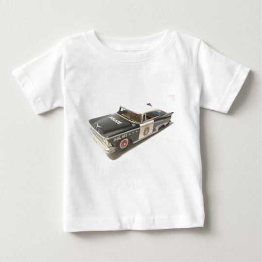 Police Car Baby T-Shirt