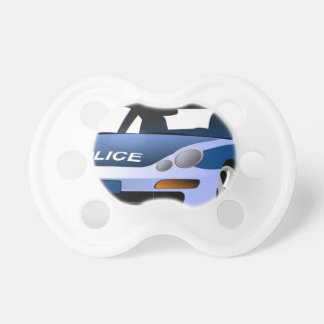 police car city state serve protect patrol hyway pacifier