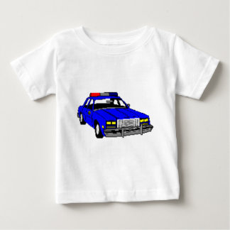 POLICE CAR DESIGN BABY T-Shirt