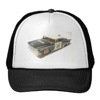 Police Car Hats