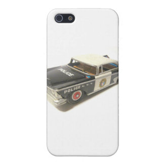 Police Car iPhone SE/5/5s Case