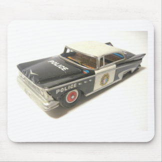 Police Car Mouse Pad