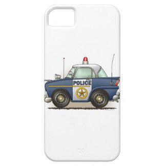 Police Car Police Crusier Cop Car iPhone 5 Cases