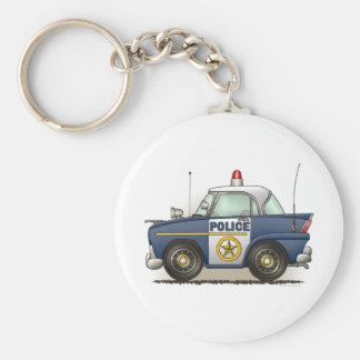 Police Car Police Crusier Cop Car Key Chain