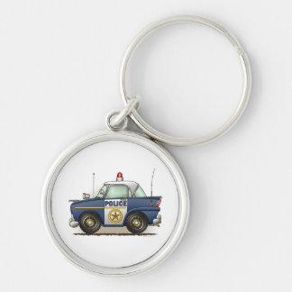 Police Car Police Crusier Cop Car Key Chains