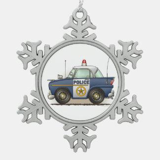 Police Car Police Crusier Cop Car Ornaments