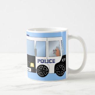 Police car USA Coffee Mug