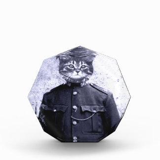 Police Cat Award