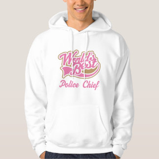 Police Chief Gift Hoodie