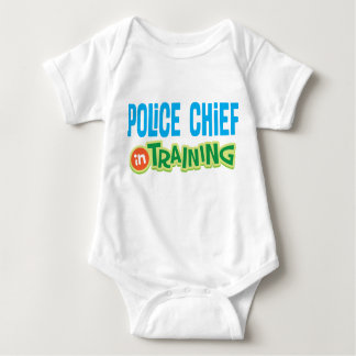 Police Chief In Training Kids T-shirt