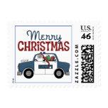 Police Christmas Gift Postage