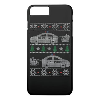 Police Christmas iPhone 7 Plus Case