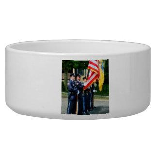 Police Color Guard Bowl