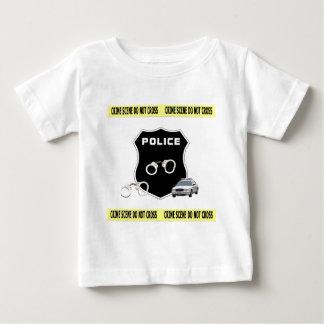 Police Crime Scene Baby T-Shirt
