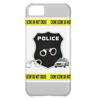 Police Crime Scene Case For iPhone 5C