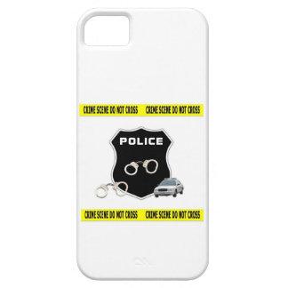 Police Crime Scene iPhone SE/5/5s Case