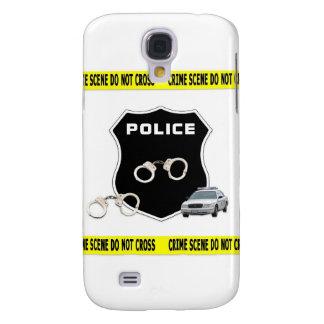 Police Crime Scene Samsung Galaxy S4 Case