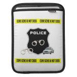 Police Crime Scene Sleeve For iPads