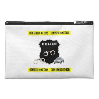 Police Crime Scene Travel Accessory Bag