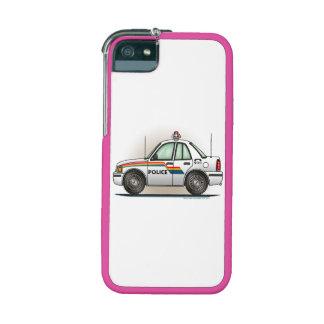 Police Cruiser Car Cop Car iPhone 5 Cases