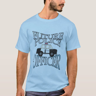 Police Cruiser Future Police Officer T-Shirt