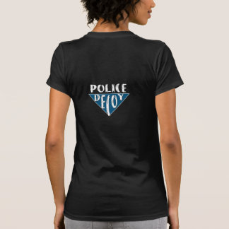 Police Decoy Decal Tshirt