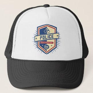 Police Department Crest Trucker Hat