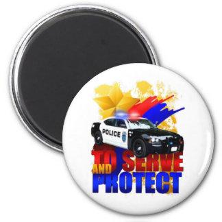 Police department Magnet Locker file cabinet