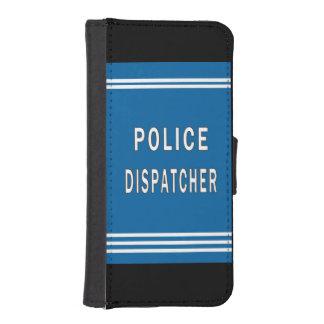 Police Dispatcher Phone Wallet