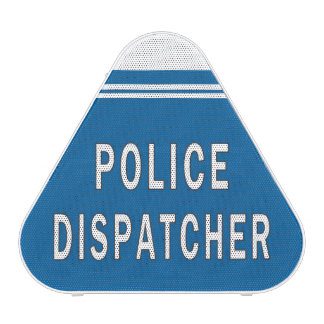 Police Dispatcher Speaker