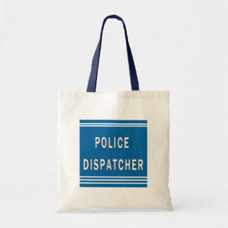 Police Dispatcher Tote Bag