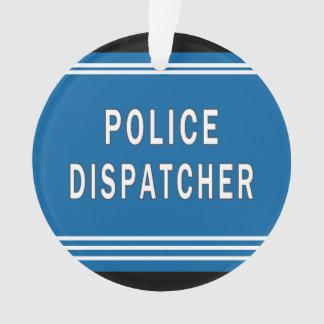 Police Dispatchers Ornament
